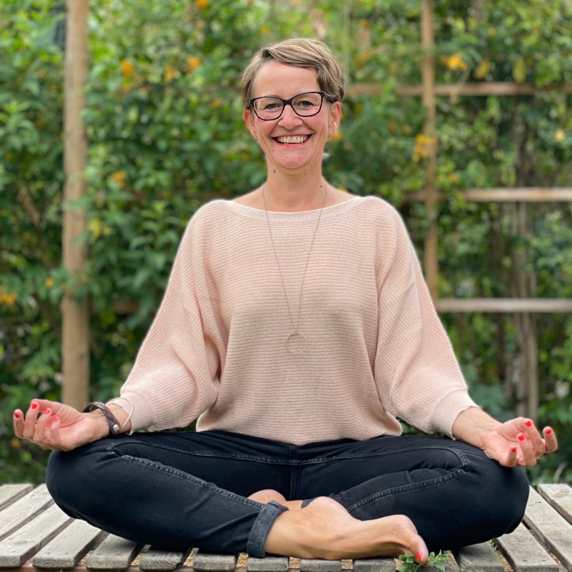 Andrea Nägel Meditation