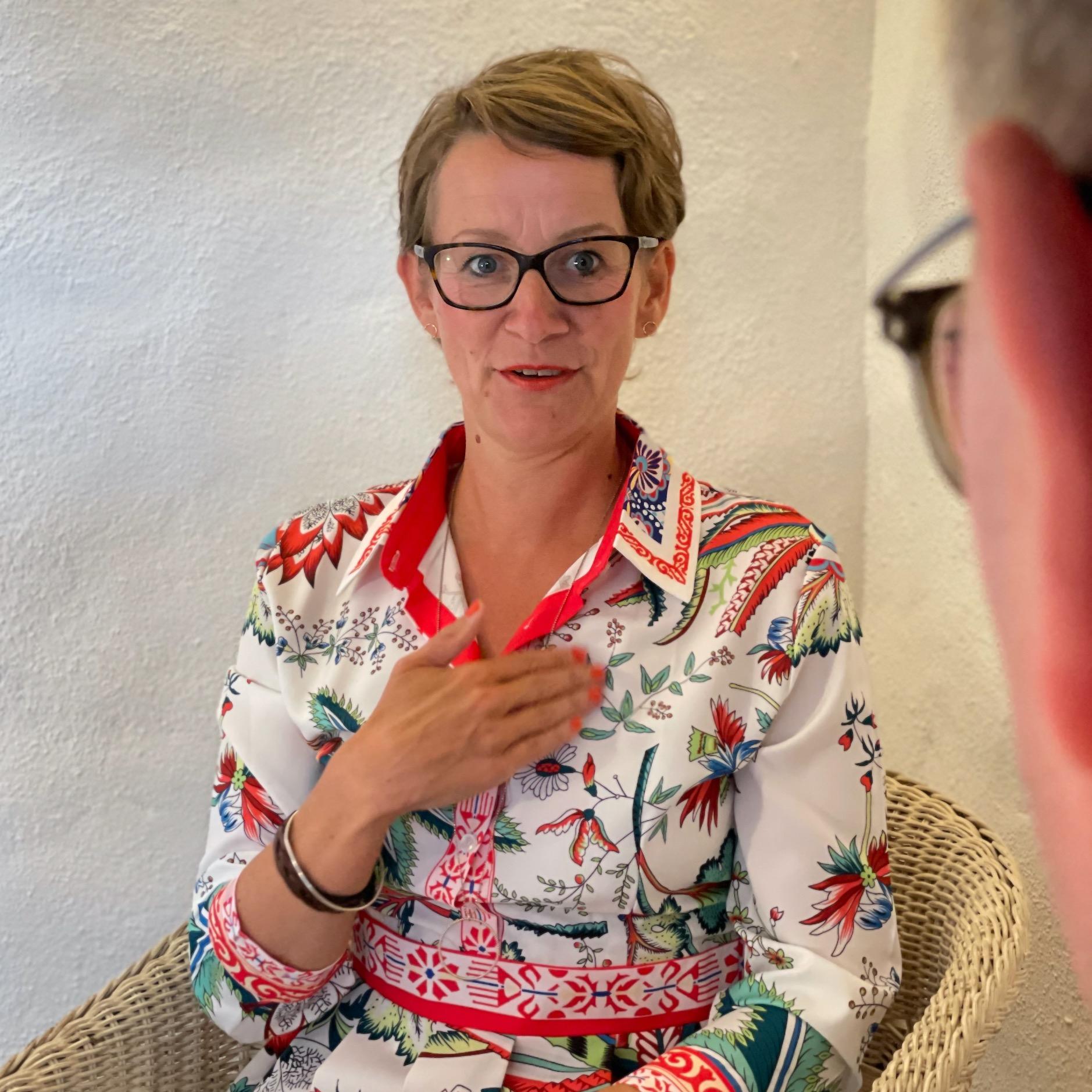 Andrea Nägel PEP Kurbeln