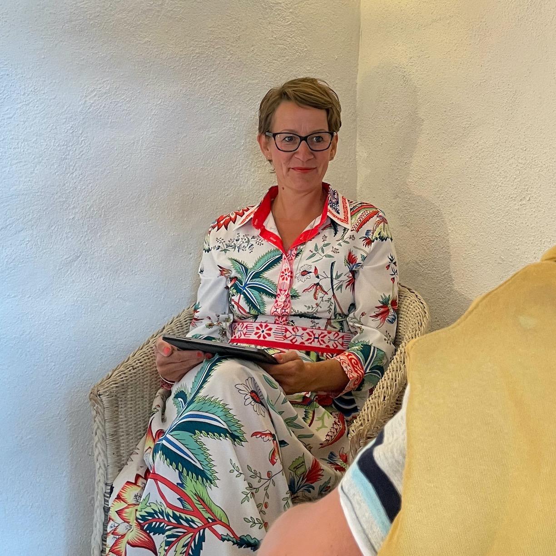 Andrea Nägel Sitzung